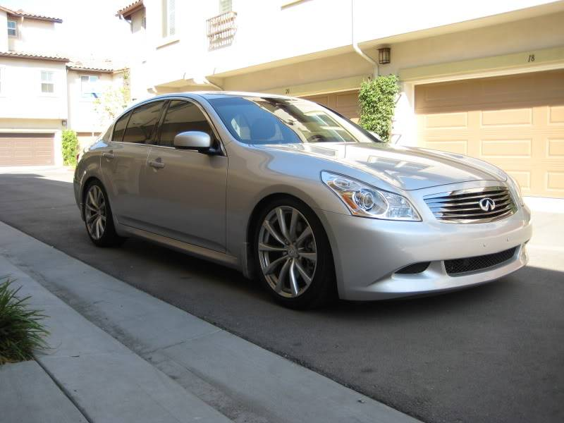 """Help me choose! 19"""" G37S Coupe wheels or 370z 19"""" Ray's ..."""