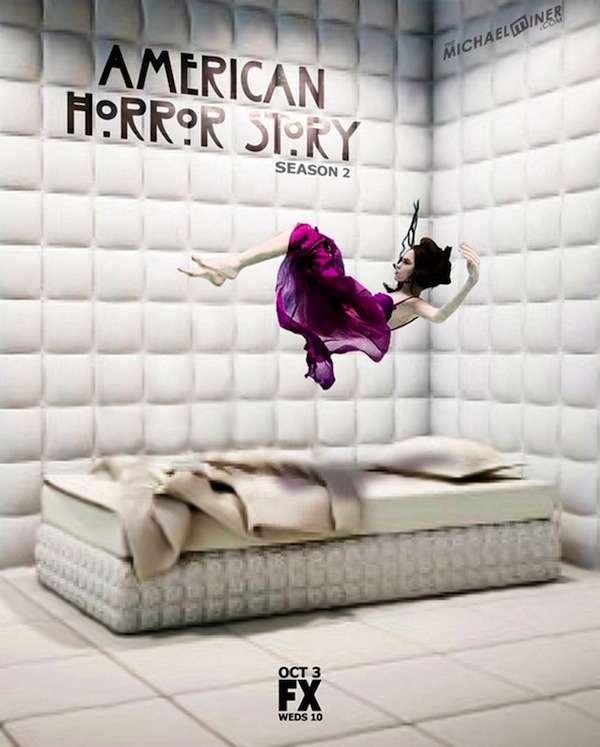 American Horror Story 2. Sezon Tüm Bölümler DVDRip x264 Türkçe Altyazılı Tek Link indir