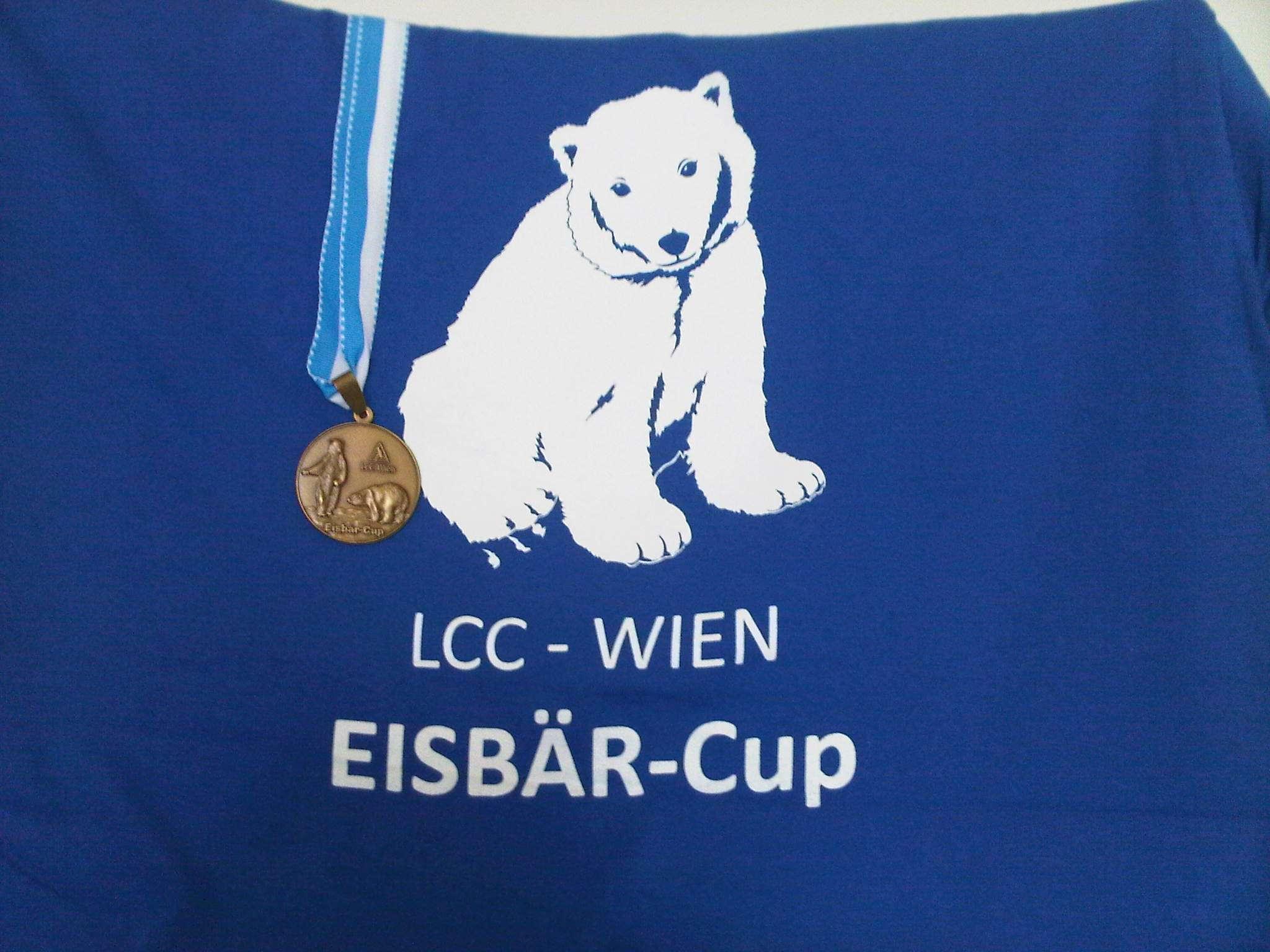 Eisbaercup majica i medalja