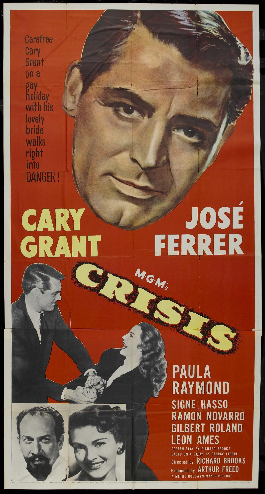 32618281 Richard Brooks   Crisis (1950)