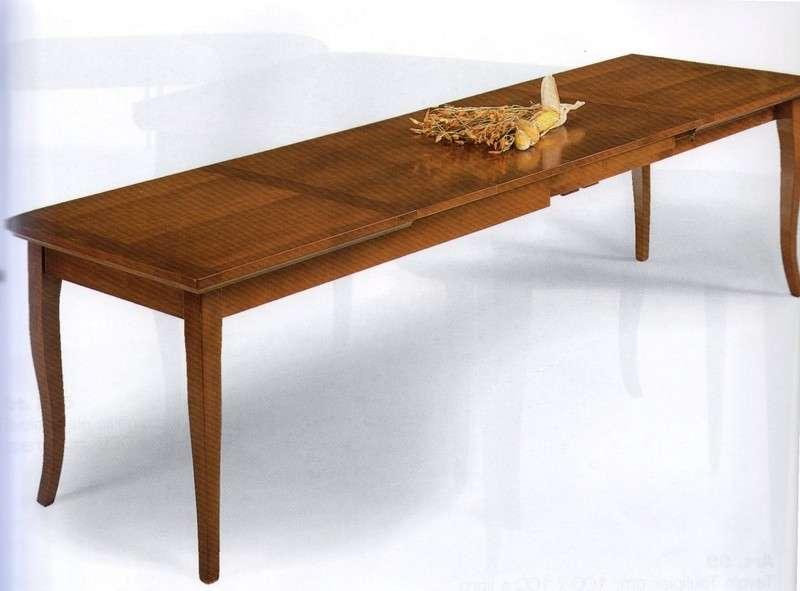 Tavolo in legno arte povera tavoli cucine soggiorno cucina - Progetto tavolo allungabile ...