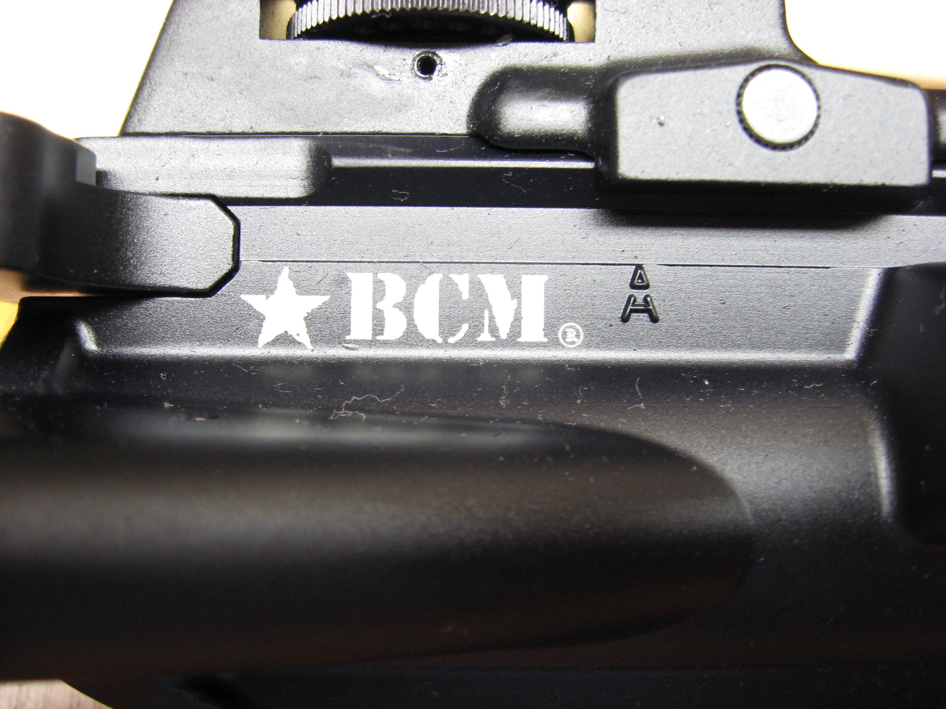 Question about BCM upper (Blem)? - AR-15 Discussion