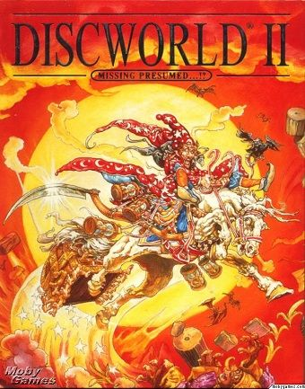 [PC] Discworld II: Missing Presumed…!? - SUB ITA