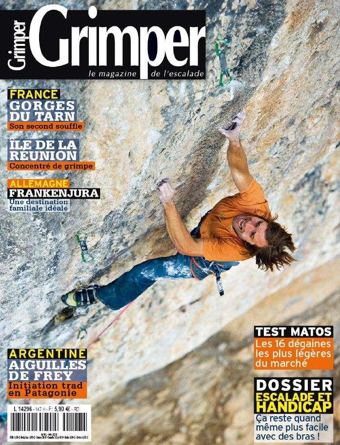Grimper N°147 Avril Mai 2013