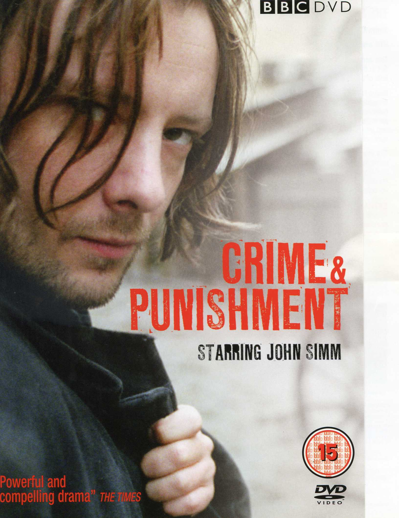 crimepunishment Julian Jarrold   Crime and Punishment (2002)