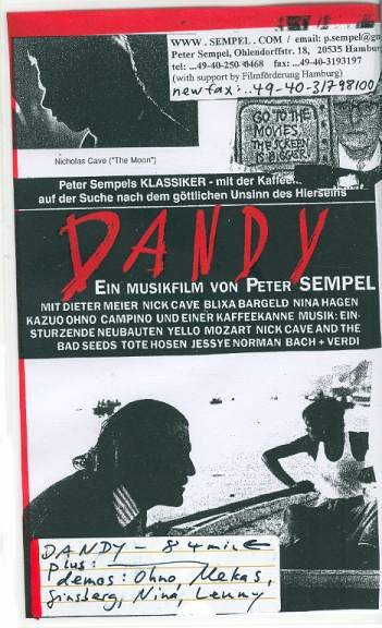 12s3 Peter Sempel   Dandy (1988)