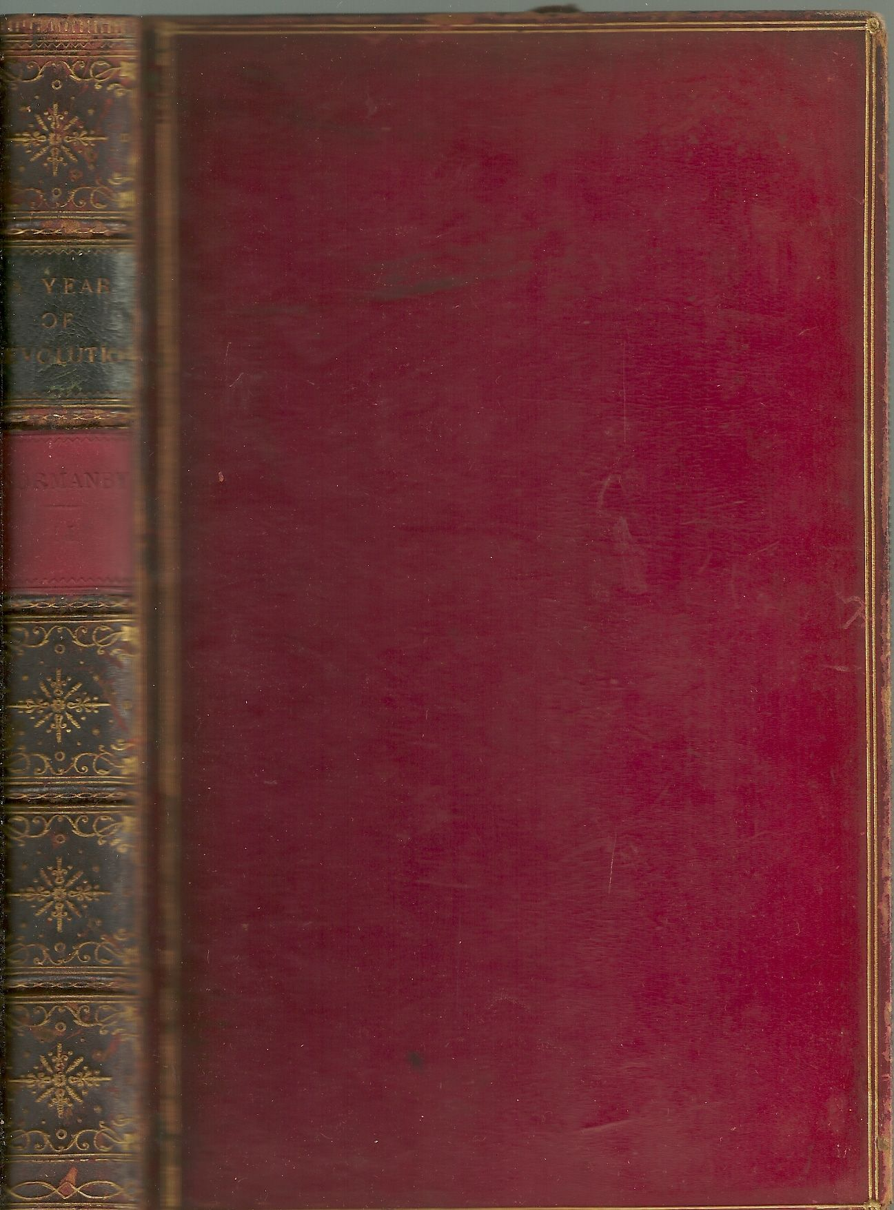 A Year of Revolution from A Journal Kept in Paris in 1848 (Volume II Only), The Marquis of Normanby, K.G.